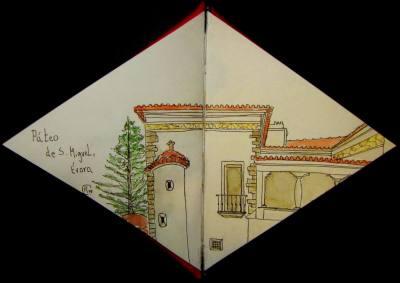 Evora Sketchers - Mouraria - 7mar2015 - Rita Caré (35)