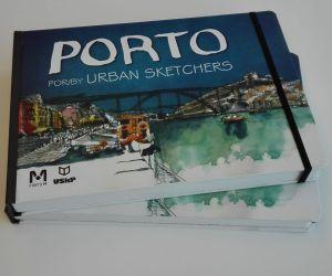 Livro Porto por / by Urban Sketchers
